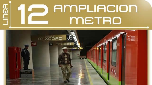 Ampliación Línea 12